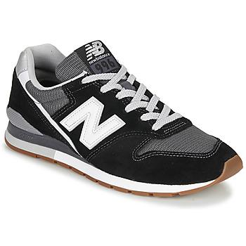 Sapatos Sapatilhas New Balance 996 Preto / Branco