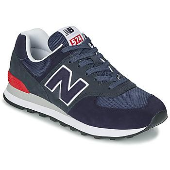 Sapatos Homem Sapatilhas New Balance 574 Azul