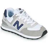 Sapatos Homem Sapatilhas New Balance 574 Cinza