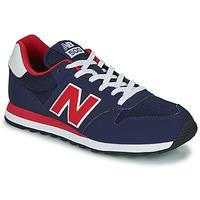 Sapatos Homem Sapatilhas New Balance 500 Azul / Vermelho