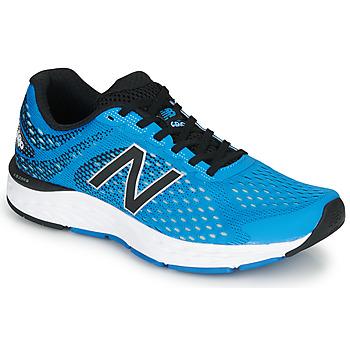 Sapatos Homem Sapatilhas de corrida New Balance M680SE7 Azul