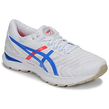 Sapatos Homem Sapatilhas de corrida Asics GEL-NIMBUS 22 - RETRO TOKYO Branco