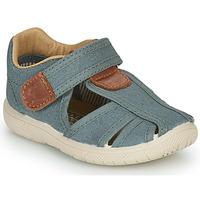 Sapatos Rapaz Sandálias Citrouille et Compagnie GUNCAL Cinza