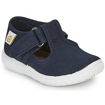 Sapatos Criança Sabrinas Citrouille et Compagnie MATITO Marinho