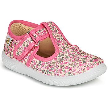 Sapatos Rapariga Sabrinas Citrouille et Compagnie MATITO Rosa / Multicolor
