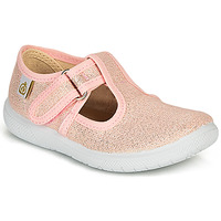 Sapatos Rapariga Sabrinas Citrouille et Compagnie MATITO Rosa / Metalizado