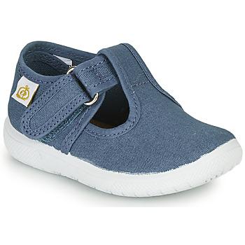 Sapatos Criança Sabrinas Citrouille et Compagnie MATITO Azul