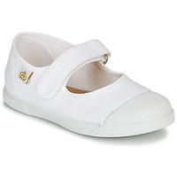 Sapatos Criança Sabrinas Citrouille et Compagnie APSUT Branco