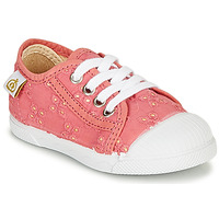 Sapatos Rapariga Sapatilhas Citrouille et Compagnie MALIKA Rosa