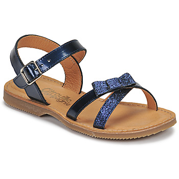 Sapatos Rapariga Sandálias Citrouille et Compagnie JISCOTTE Marinho