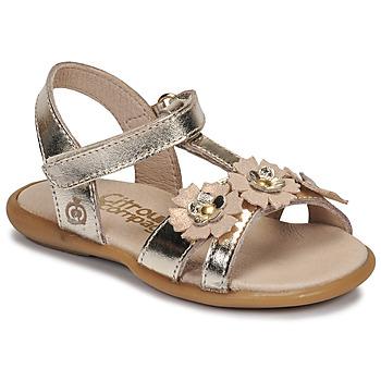 Sapatos Rapariga Sandálias Citrouille et Compagnie MARELLE Prata
