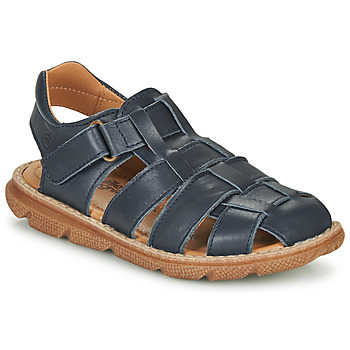 Sapatos Rapaz Sandálias Citrouille et Compagnie GLENO Marinho