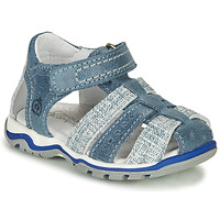 Sapatos Rapaz Sandálias Citrouille et Compagnie MARIOL Cinza