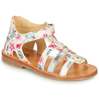 Sapatos Rapariga Sandálias Citrouille et Compagnie MIDINA Multicolor