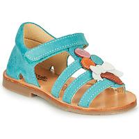 Sapatos Rapariga Sandálias Citrouille et Compagnie MIETTE Verde