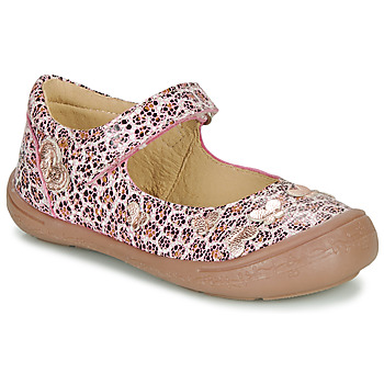 Sapatos Rapariga Sabrinas Citrouille et Compagnie JALIPINE Leopardo