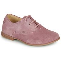 Sapatos Rapariga Sapatos Citrouille et Compagnie MISTI Rosa
