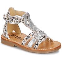 Sapatos Rapariga Sandálias Citrouille et Compagnie GITANOLO Leopardo