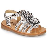 Sapatos Rapariga Sandálias Citrouille et Compagnie MALINETTE Leopardo