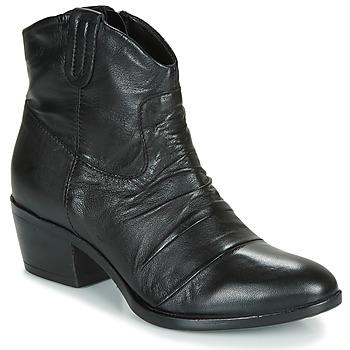 Sapatos Mulher Botas baixas Mjus DALLAS-DALLY Preto