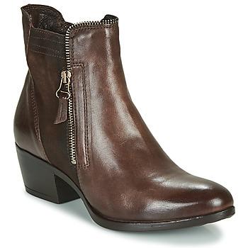 Sapatos Mulher Botas baixas Mjus DALLAS-DALLY Bordô
