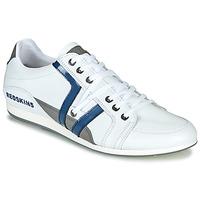 Sapatos Homem Sapatilhas Redskins WARREN Branco / Azul / Cinza