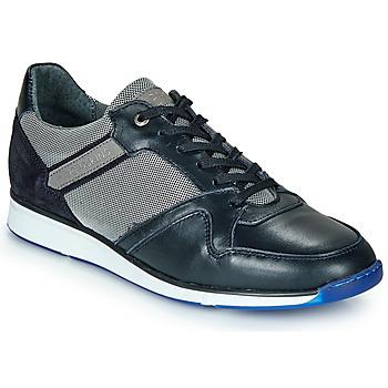 Sapatos Homem Sapatilhas Redskins CORELAN Marinho / Cinza