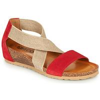 Sapatos Mulher Sandálias IgI&CO 5198177 Vermelho