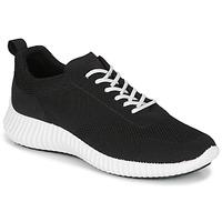 Sapatos Homem Sapatilhas IgI&CO 5123422 Preto