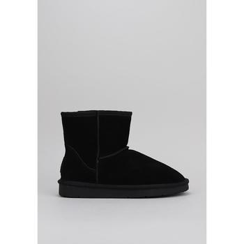 Sapatos Mulher Botas de neve Krack MERITXELL Preto