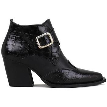 Sapatos Mulher Botins Rt By Roberto Torretta MICAELA Preto