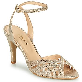 Sapatos Mulher Sandálias Jonak DAICHYAN Platina