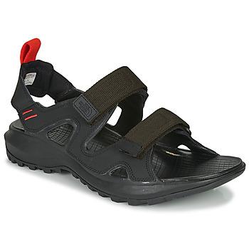 Sapatos Homem Sandálias desportivas The North Face Hedgehog Sandal III Preto