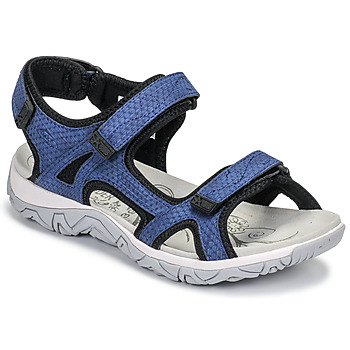Sapatos Mulher Sandálias desportivas Allrounder by Mephisto LARISA Azul