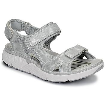 Sapatos Mulher Sandálias desportivas Allrounder by Mephisto ITS ME Prata