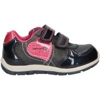 Sapatos Rapariga Multi-desportos Geox B943YA 0KNPV B HEIRA Azul