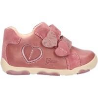 Sapatos Rapariga Multi-desportos Geox B940QC 0CL22 B N BALU C8007 DK ROSE Rosa