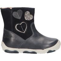 Sapatos Rapariga Botas de borracha Geox B940QB 0CL22 B N BALU Azul
