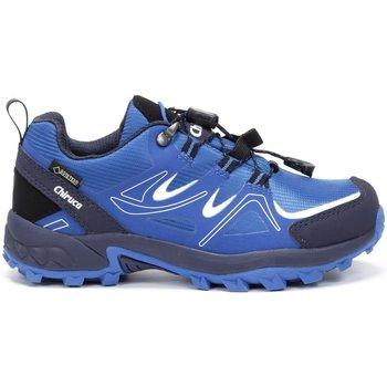 Sapatos Criança Sapatos de caminhada Chiruca Zapatillas  Rayo 03 Gore-Tex Azul