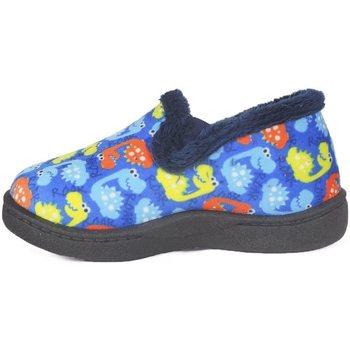 Sapatos Criança Chinelos Roal Zapatillas De Casa  12002 Dinos Azul