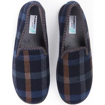 Sapatos Homem Chinelos Roal Zapatillas De Casa  12010 Marino Azul
