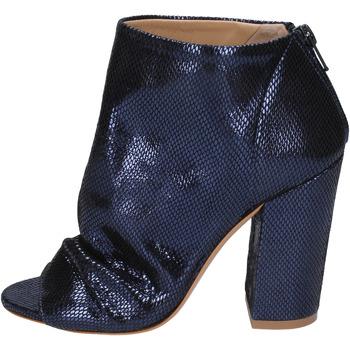 Sapatos Mulher Botas baixas Me + By Marc Ellis Botins BP120 Azul