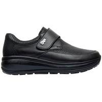 Sapatos Homem Slip on Joya SAPATOS  RELAX W BLACK_SNAKE