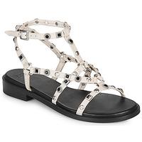 Sapatos Mulher Sandálias Bronx THRILL Branco