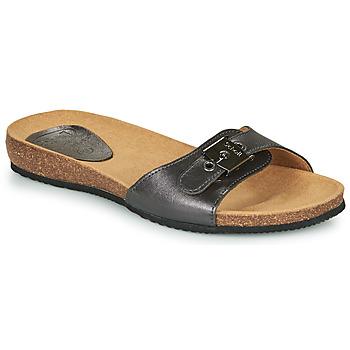 Sapatos Mulher Chinelos Scholl BAHAMAIS Preto