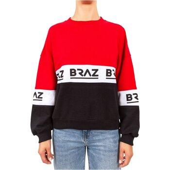 Textil Mulher Sweats Braz 120972TSH Vermelho