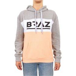 Textil Mulher Sweats Braz 120973TSH Cinza