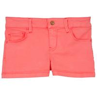 Textil Rapariga Shorts / Bermudas Billieblush / Billybandit NOZA Rosa
