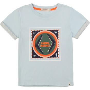 Textil Rapaz T-Shirt mangas curtas Billieblush / Billybandit NOLVIO Azul