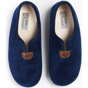 Sapatos Mulher Sapatos & Richelieu Roal Zapatillas De Casa  728 Marino Azul